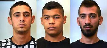 Αυτοί είναι οι τρεις ληστές Ρομά που είχαν ρημάξει τη Γλυφάδα -Είχαν μπει και στο σπίτι αντιδημάρχου