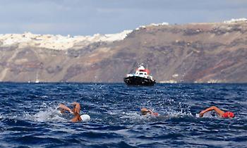 «Santorini Experience» με μεγάλα ονόματα στην κολύμβηση!