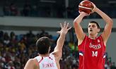 Χωρίς Γιόκιτς η Εθνική Σερβίας στα «παράθυρα» της FIBA