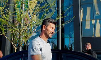 Έφυγε από τα γραφεία της ΑΕΚ ο Ουζουνίδης