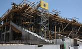 Σηκώνεται και το δεύτερο διάζωμα στην παλιά θύρα 19 του γηπέδου της ΑΕΚ (video)