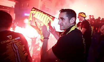 ORIGINAL σε Χιμένεθ: «Μπήκες σπαθάτα στο πάνθεον της ιστορίας, η ΑΕΚ θα σε ευγνωμονεί για πάντα»