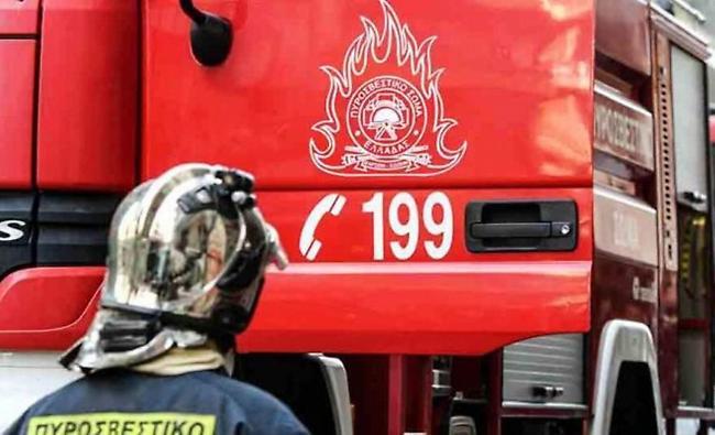 Τραγωδία στην Έδεσσα: Νεκρή από πυρκαγιά βρέθηκε 77χρονη