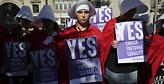 Η Ιρλανδία νομιμοποιεί τις αμβλώσεις μετά από ιστορικό δημοψήφισμα