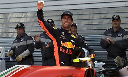 Πήρε την pole position στο Μονακό ο Ρικιάρντο!
