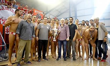 ΠΑΕ Ολυμπιακός:  «Ακόμη ένας θρίαμβος για τον μεγαλύτερο, πολυαθλητικό σύλλογο της Ελλάδας»