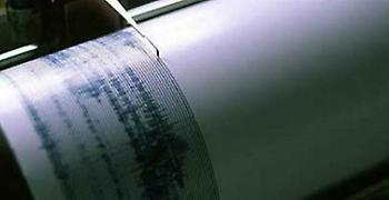 Σεισμός 3,7 Ρίχτερ μεταξύ Κρήτης και Αντικυθήρων