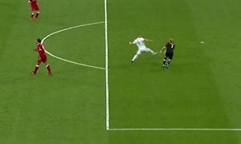 Η ΑΠΙΣΤΕΥΤΗ γκάφα του Κάριους και το…κουφό γκολ του Μπενζεμά για το 1-0! (video)