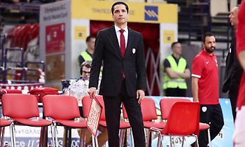 Σφαιρόπουλος: «Πήγαμε να πληρώσουμε τα καλάθια στο transition»