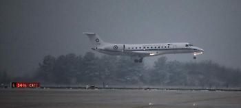 Προβλήματα με τις πτήσεις στο αεροδρόμιο «Μακεδονία» εξαιτίας της κακοκαιρίας