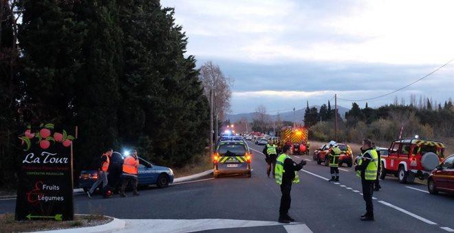 Τρεις νεκροί από ανατροπή λεωφορείου με φιλάθλους στη Γαλλία