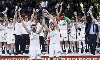 Ρεάλ Μαδρίτης: Πέτυχε το ανεπανάληπτο νταμπλ!