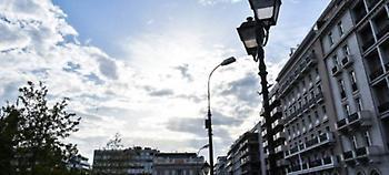Με ήλιο αλλά και συννεφιά ο καιρός του Αγίου Πνεύματος