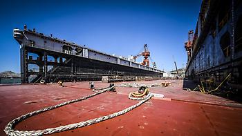 Πέραμα: Δεύτερος τραυματισμός εργάτη του ίδιου πλοίου στη Ναυπηγοεπισκευατική Ζώνη