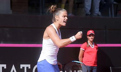 Στον δεύτερο γύρο του Roland Garros η Σάκκαρη!