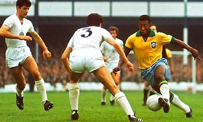 O «βασιλιάς» της Βραζιλίας (και του ποδοσφαίρου)