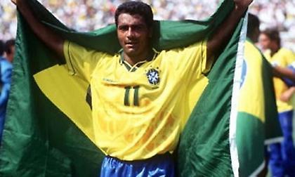 Ο Θεός έδωσε τον Ρομάριο στη Βραζιλία και ο Ρομάριο εκτόξευσε την Βραζιλία στον Θεό