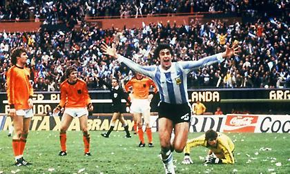 Ο «ταυρομάχος» ηγήθηκε στον πρώτο Παγκόσμιο τίτλο της Αργεντινής