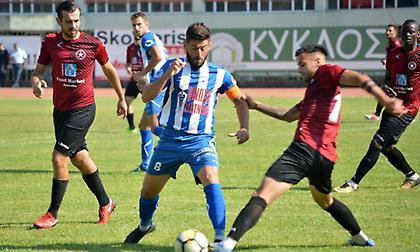 Στη Football League o Ηρόδοτος μετά την τιμωρία του Αστέρα Αμαλιάδας
