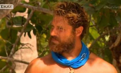 Survivor: Αποχώρησε ο Νάσος Παπαργυρόπουλος!