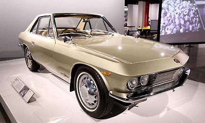 H Nissan στην έκθεση Ιαπωνικών ιστορικών αυτοκινήτων