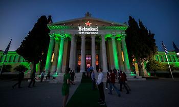 Για τρεις μέρες έκανε η Heineken® την Αθήνα την «Πόλη των Πρωταθλητών»