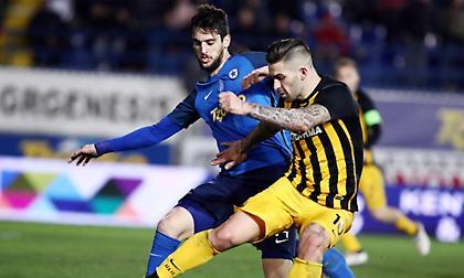 Με την ΑΕΚ το... τεστ ενόψει Europa League για τον Ατρόμητο