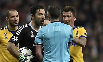 «Καμπάνα» τριών αγωνιστικών στον Μπουφόν από την UEFA!