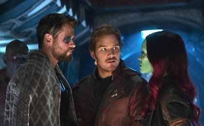 Αυτή η εικόνα ίσως να λέει πολλά για την επόμενη ταινία των Avengers