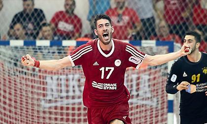 Συγχαρητήρια της ΠΑΕ Ολυμπιακός στην ομάδα χάντμπολ