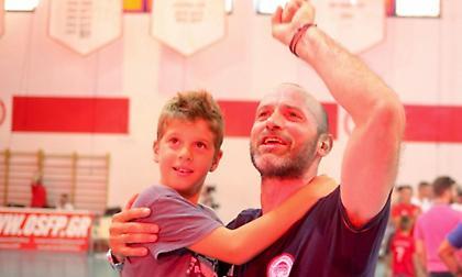 Ζαραβίνας: «Αυτές οι κατακτήσεις δυναμώνουν την ομάδα για το μέλλον»