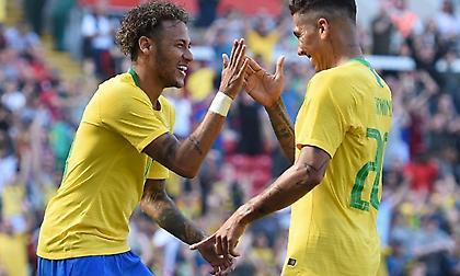 Στα δικά μου μάτια, η Βραζιλία είναι πολύ ισχυρό φαβορί