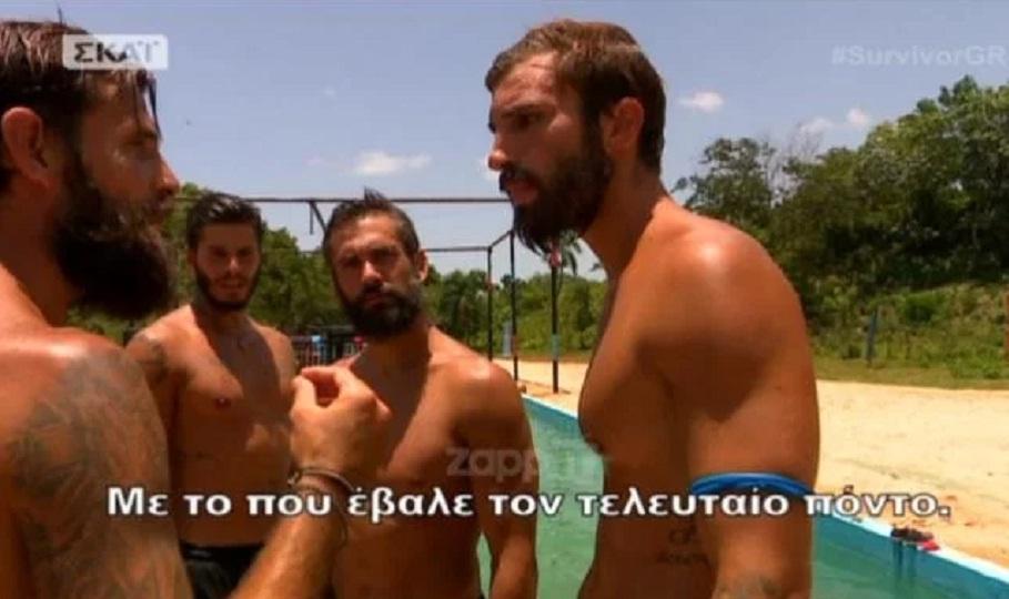 Survivor: Πρωτοφανές επεισόδιο! Μπάχαλο έγιναν στον αγωνιστικό χώρο!
