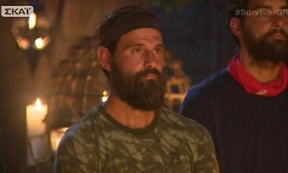 Survivor: Αποχώρησε ο Μιχάλης Μουρούτσος!