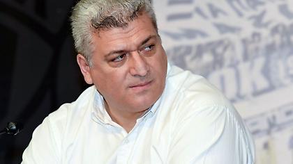 Ζουρνατσίδης: «Θα προσπαθήσουμε να κρατήσουμε Μαργαρίτη και Γκος»