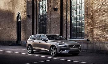 Premium και πρακτικό το νέο Volvo V60