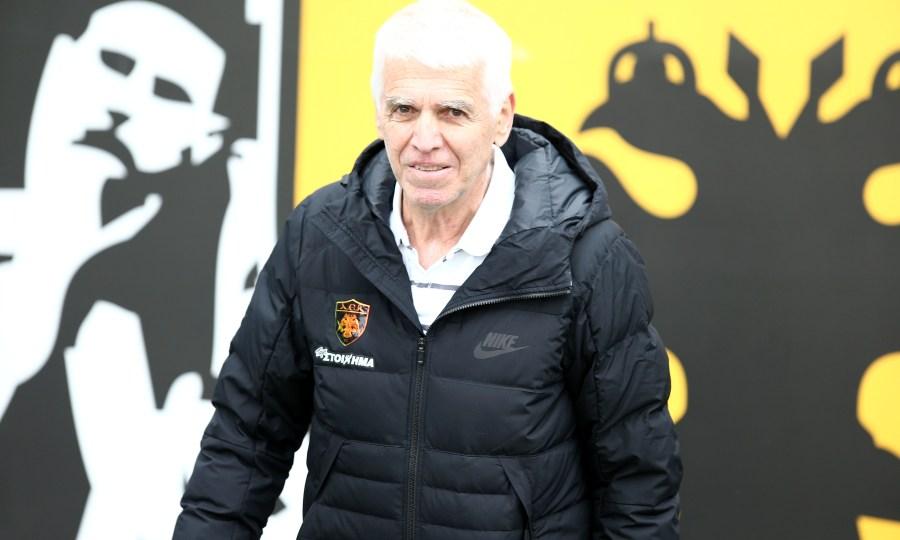 AEK για Νίκο Πανταζή: «Πρότυπο ήθους και άνθρωπος-σύμβολο για την ομάδα»