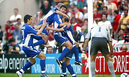 Το... throwback του Μπασινά στη νίκη επί της Πορτογαλίας
