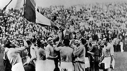 1938, Ιταλία: Επάγγελμα, πρωταθλητές!