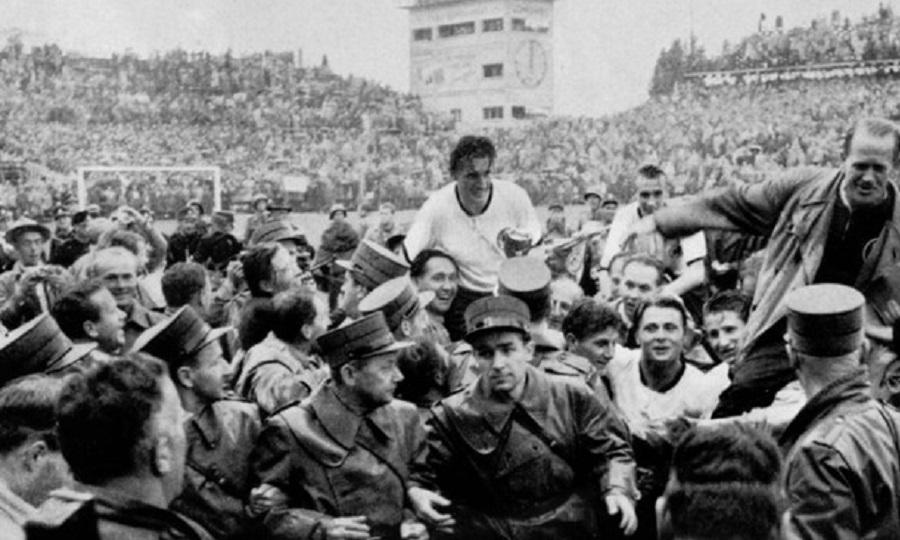 1954, Δυτική Γερμανία: Το θαύμα της Βέρνης