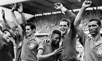 1958, Βραζιλία: Το πρώτο έφερε μαζεμένα ρεκόρ