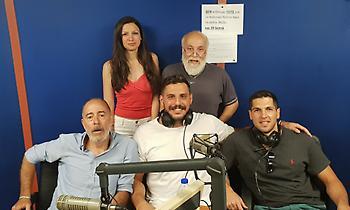 Μουρίκης και Φουντούλης στον ΣΠΟΡ FM 94,6 για τον ευρωπαϊκό άθλο του Ολυμπιακού!