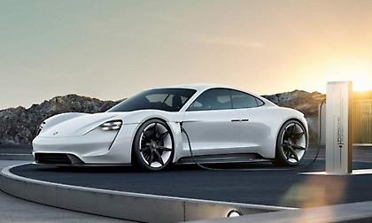 Taycan: Το πρώτο πλήρως ηλεκτρικό sport αυτοκίνητο της Porsche