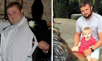 Έχασε 50 κιλά και άλλαξε τη ζωή του... τρέχοντας!