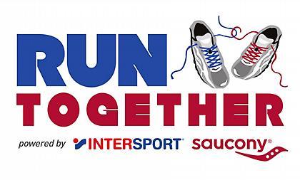 Η INTERSPORT και η SAUCONY σας προσκαλούν στο 5ο RUN TOGETHER