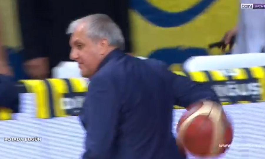 Πάσα πίσω από την πλάτη στον Ντατόμε ο Ομπράντοβιτς (video)
