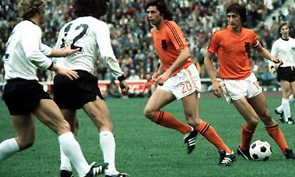 1974 Δυτική Γερμανία: Φρένο στην Ολλανδία του Κρόιφ