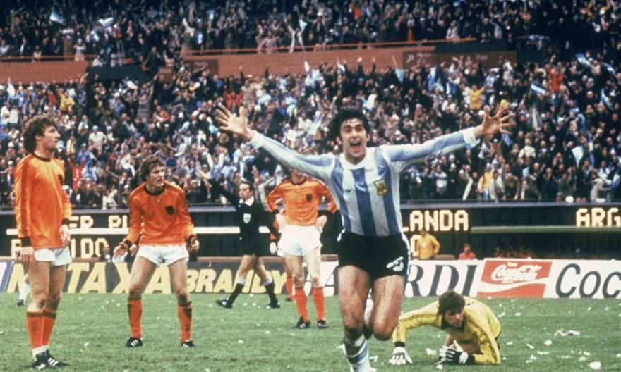 1978 Αργεντινή: Στο γήπεδο του… Βιντέλα