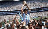1986 Αργεντινή: Το τρόπαιο του «θεού»