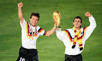 1990, Δυτική Γερμανία: Τα «πάντσερ» εκδικούνται